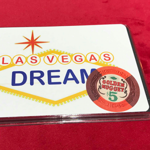 Stickers pour Vegas Dream - version 5$ The Sands