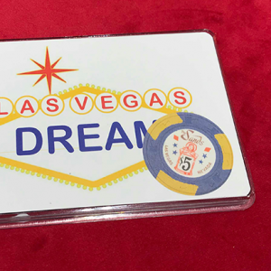 Stickers pour Vegas Dream - version 5$ Monte Carlo