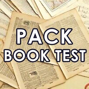 PACK BOOK TEST