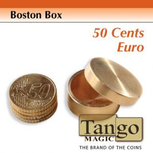 BOSTON BOX 50 Cents (0,50 Euros)