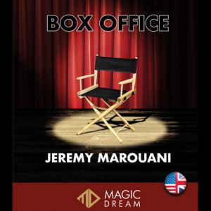 Box Office magic trick by Jeremy Marouani - us version