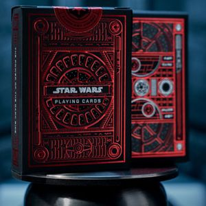 Star Wars playing cards tour de magie