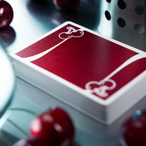 CHERRY CASINO RENO RED - Jeu de Cartes