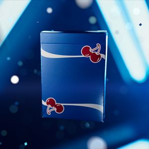 CHERRY CASINO TAHOE BLUE  - Jeu de Cartes