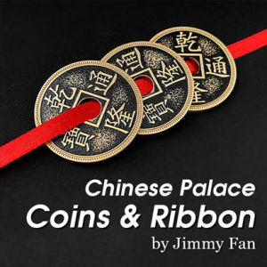 CHINESE PALACE COINS & RIBBON