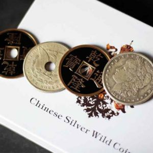 CHINESE SILVER WILD COINS - BILL CHEUNG