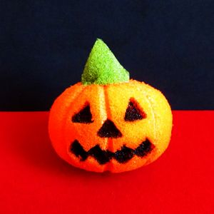 CITROUILLE MOUSSE - Halloween Pumpkin
