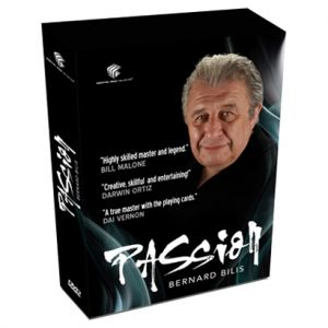Passion Bilis - coffret dvd bernard bilis essential magic collection