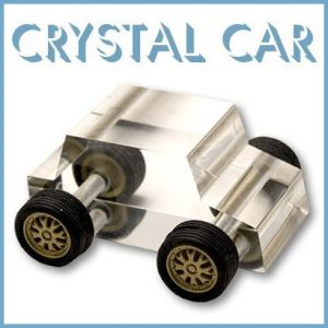 crystal car buggy tour de magie voiture transparente mentalisme