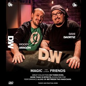 D & W - Dani and Woody - Magic Tricks