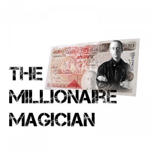 The Millionaire Magician by Jonathan Royle - Mixed Media DOWNLOAD