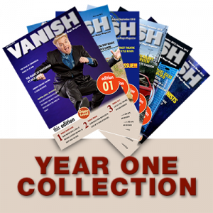 VANISH Magazine Year 1 eBook DOWNLOAD