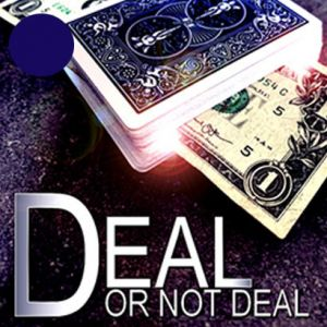 DEAL OR NOT DEAL - BLEU