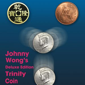 DELUXE TRINITY COIN SET - Johnny WONG