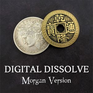 DIGITAL DISSOLVE - MORGAN EDITION