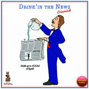 Drink'in the news