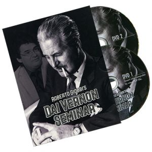 dvd de magie the vernon seminar