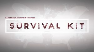 dvd de magie survivla kit par SansMinds