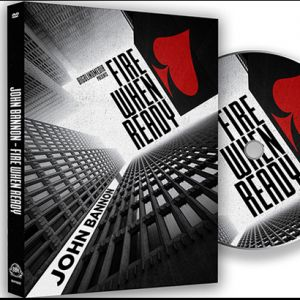 FIRE WHEN READY - DVD