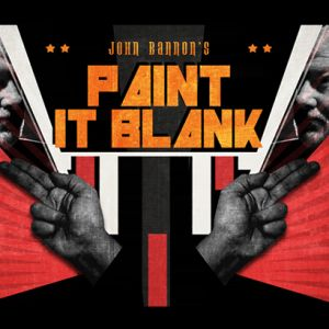 DVD PAINT IT BLANK