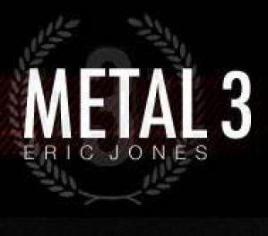 DVD Metal 3 -Eric Jones
