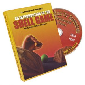 dvd shell game introduction whit hadyn bob sheet