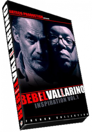 DVD BEBEL VALLARINO : Inspiration
