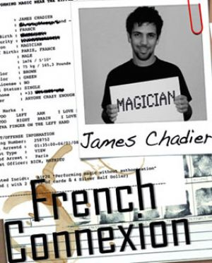 DVD French Connexion - James Chadier