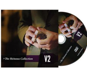 DVD The Heinous Collection Vol.2 du magicien KARL HEIN