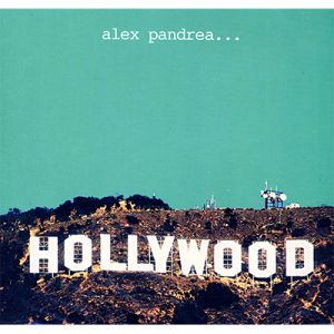 dvd de magie hollywood du magicien Alex Pandrea