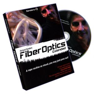 DVD : Fiber Optics Extended par le magicien Richard Sanders