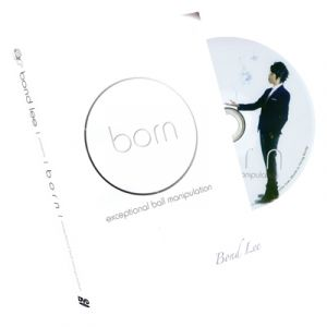 dvd de magie : Born du magicien Bond Lee