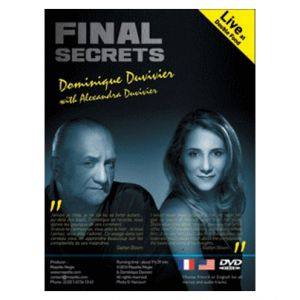 magie Coffret 5 DVDs final secrets du magicien dominique DUVIVIER