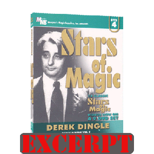 All Backs video DOWNLOAD (Excerpt of Stars Of Magic #4 (Derek Dingle) - DVD)