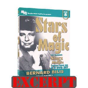 Envelope Prediction & Bilis Switch video DOWNLOAD (Excerpt of Stars Of Magic #5 (Bernard Bilis) - DVD)