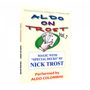Aldo On Trost Vol. 7 (Special Decks) - video DOWNLOAD