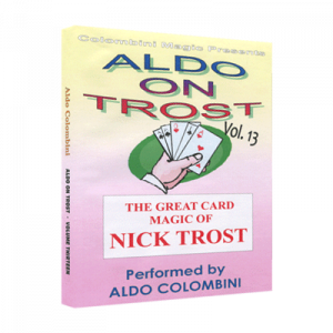 Aldo on Trost Vol.13 by Wild-Colombini Magic video DOWNLOAD