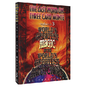 The Last Word on Three Card Monte Vol. 3 video DOWNLOAD