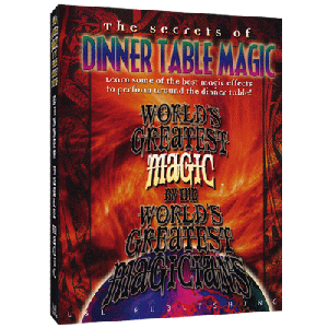 Dinner Table Magic video DOWNLOAD