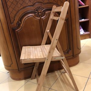 CHAISE ELECTRIQUE - Made in France