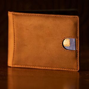 FPS WALLET - MARRON