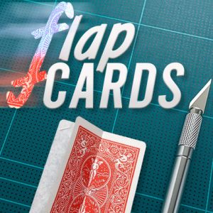FRENCH FLAP CARDS