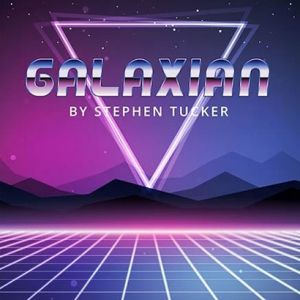 GALAXIAN - STEPHEN TUCKER