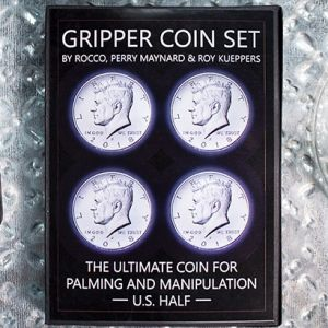 GRIPPER COIN SET - version demi dollar