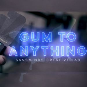 GUM TO ANYTHING - SANSMINDS