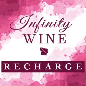 Infinity wine recharge peter kamp