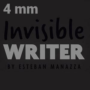 Invisible Writer - 4 mm - Esteban Manazza