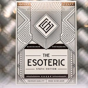 esoteric deck eric jones wow poker luxe