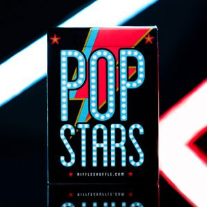 JEU DE CARTES POP STAR