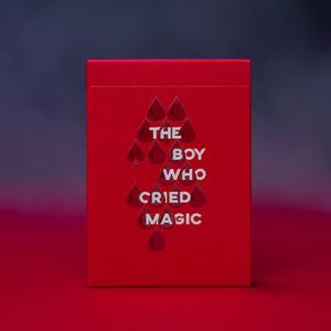 JEU DE CARTES THE BOY WHO CRIED MAGIC